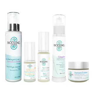 Face Care | cleansing milks, moisturizing gels, anti-aging creams and serums