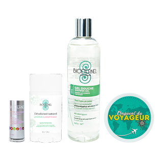 Body Care | Body oils, deodorant and lip balms